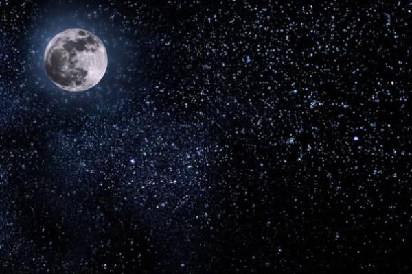 Estrellas-Luna