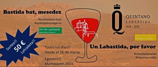 Un Labastida por favor