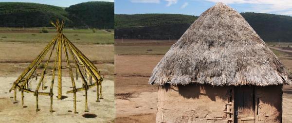 Cabana-neolitica