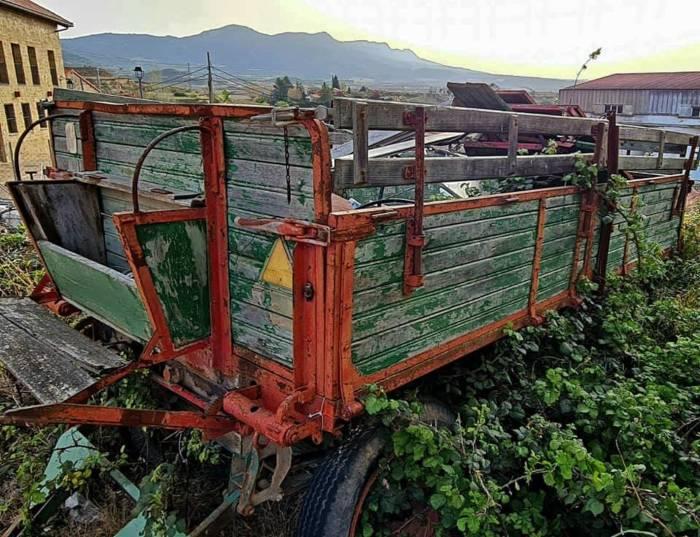 Carro campesino de Labastida