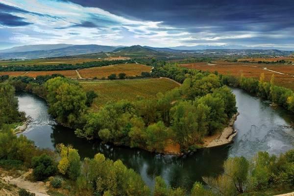 Meandro-Ebro