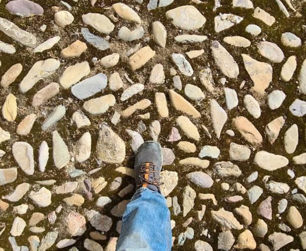 Suelo-piedras