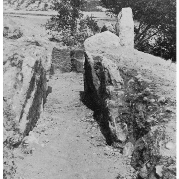 Dolmen de El Sotillo