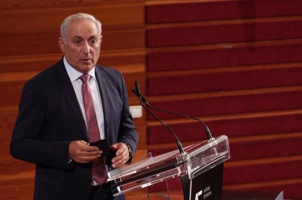 Juan Luis Cañas Gran Emprendedor de Álava